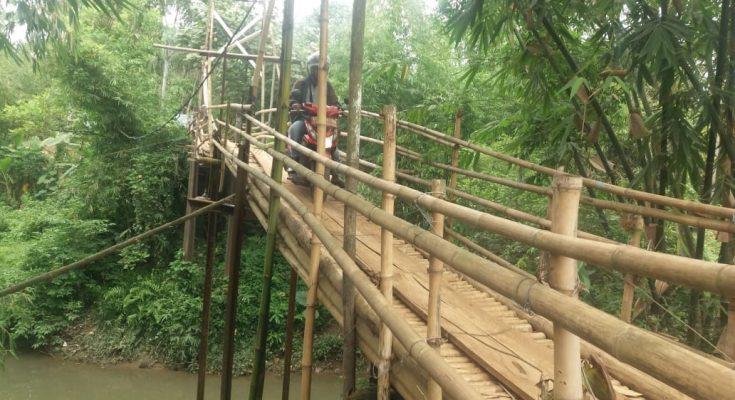 soal jembatan panyemir, pemerintah kecamatan rumpin akan