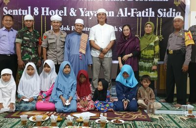 Berbagi Dibulan Puasa 2019 PP Kabupaten Bogor, Berikan